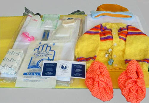 Pregnant Mother Kit